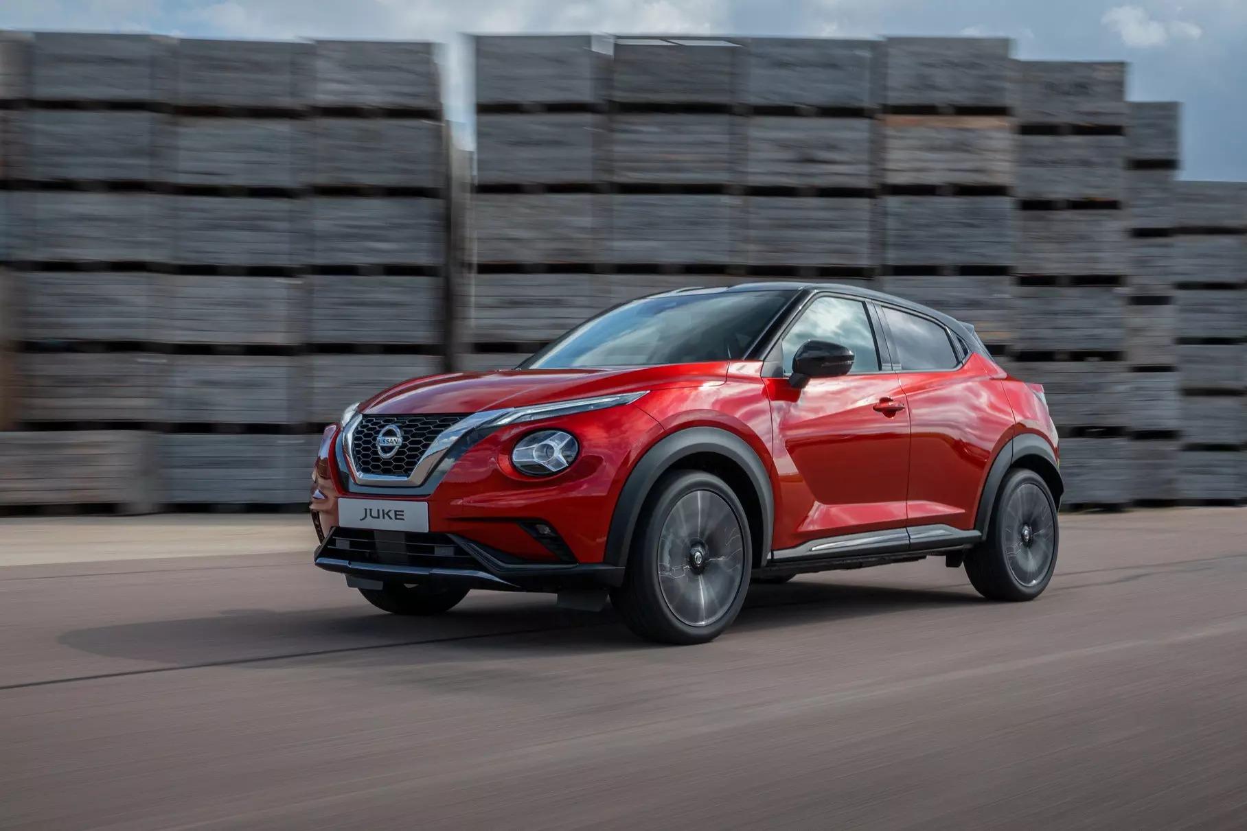 Nissan Juke замена масла в двигателе