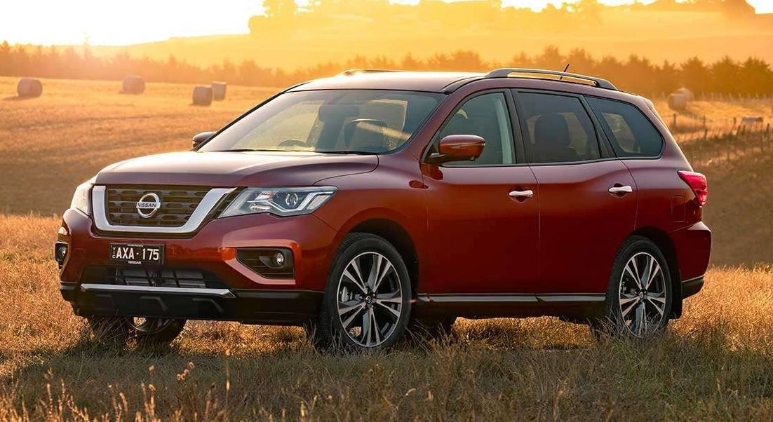 ТО и диагностика Nissan Pathfinder